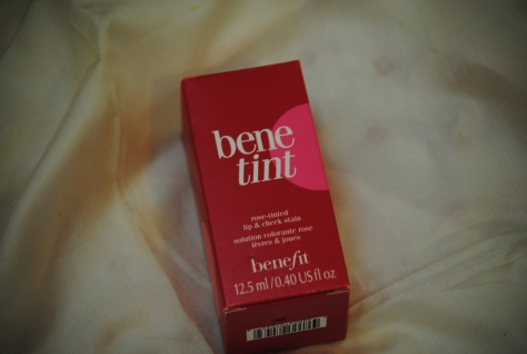 Benetint Lip and cheek stain