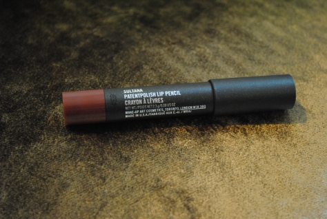 MAC Patentpolish Lip Pencil - Sultana