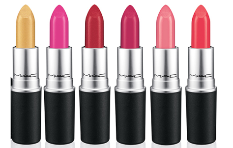 MAC Playland Collection summer 2014 Lipsticks