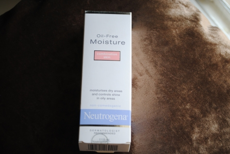 NEUTROGENA Moisture for Combination Skin Oil-Free