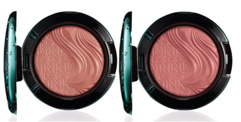 MAC Alluring Aquatic  extra dimension blushes