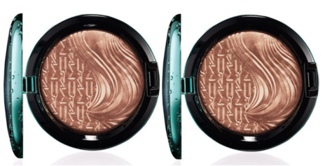 MAC Alluring Aquatic extra dimension highlighter & Bronzer