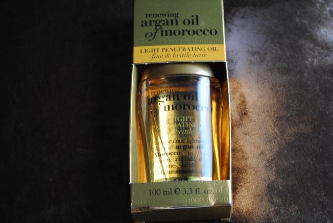 Organix Moroccan Argan Oil Renewing Penetrating Oil