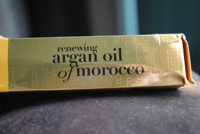 Organix Moroccan Argan Oil Renewing Penetrating Oil