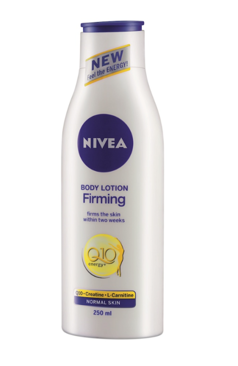 Nivea Q10 body lotion
