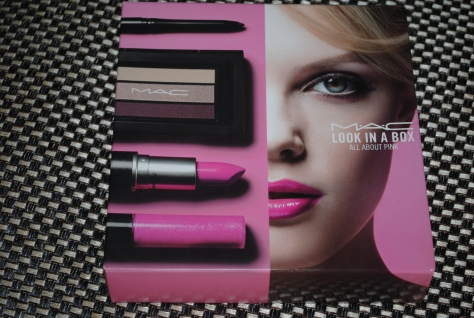 MAC Look in a Box – All About Pink