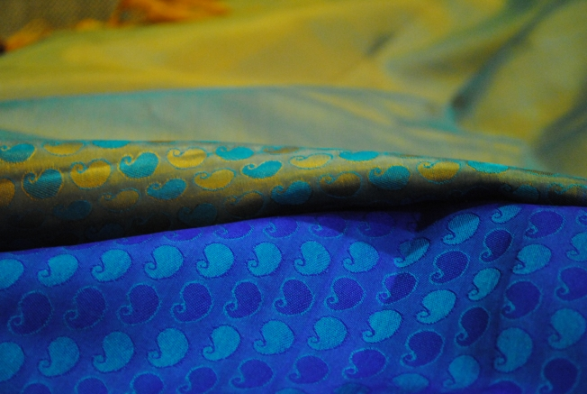 Coimbatore silk