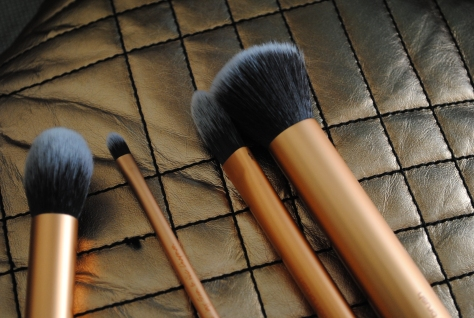 Real Techniques Brushes – Face brush set
