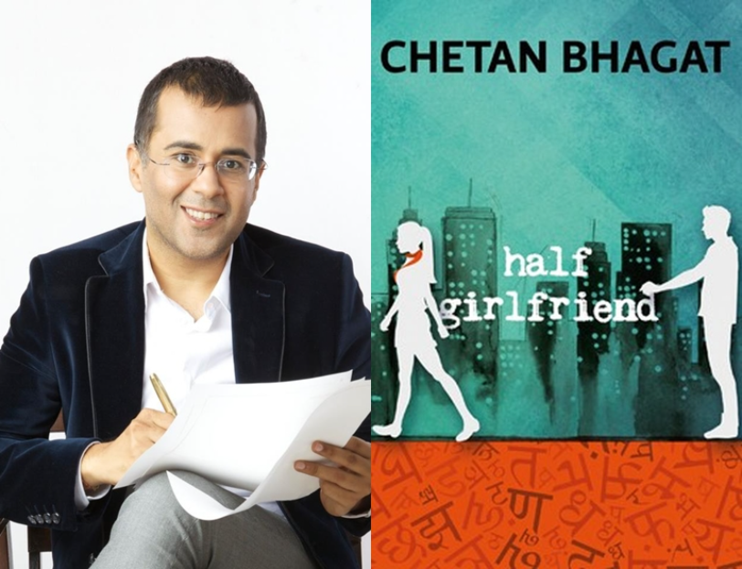 the work of chetan bhagat essay
