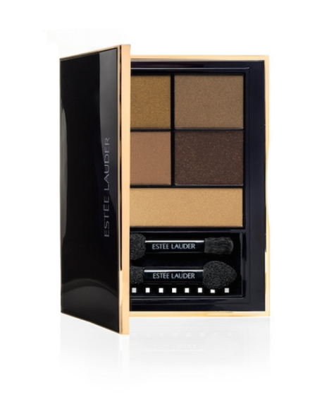 Estee Lauder Pure Color Envy Sculpting Eye Shadow 5-Color Palette – Rebel Metal