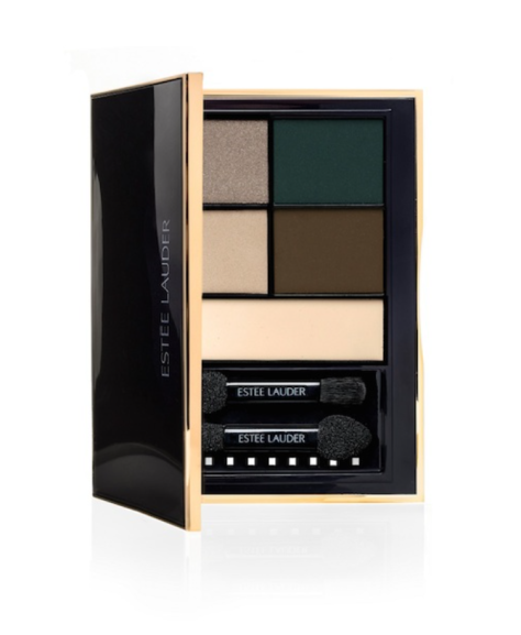 Estee Lauder Pure Color Envy Sculpting Eye Shadow 5-Color Palette – Untamed Teal