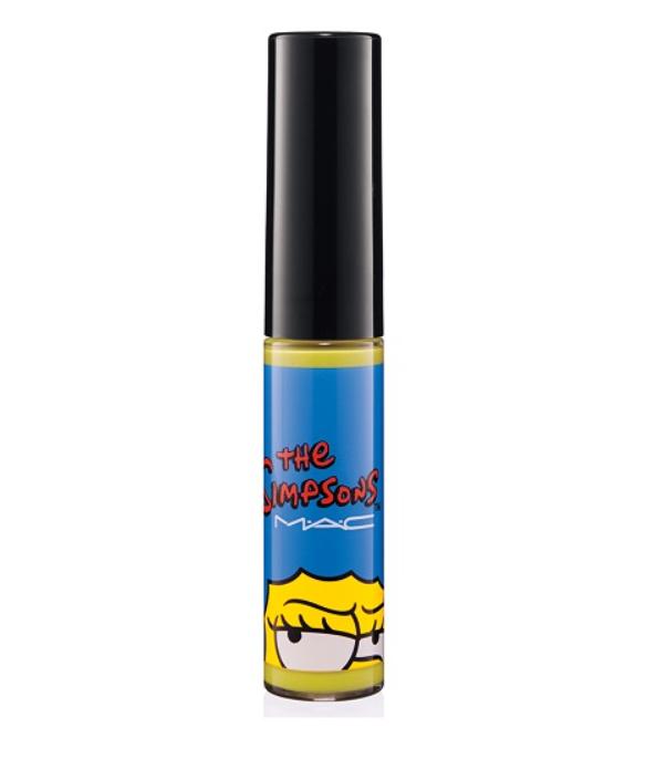 MAC Simpsons LIPGLASS-Nacho Cheese Explosion
