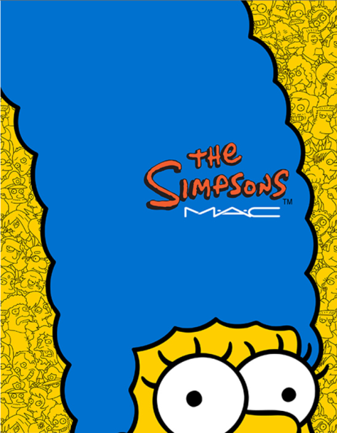 MAC The Simpsons Collection for Fall 2014