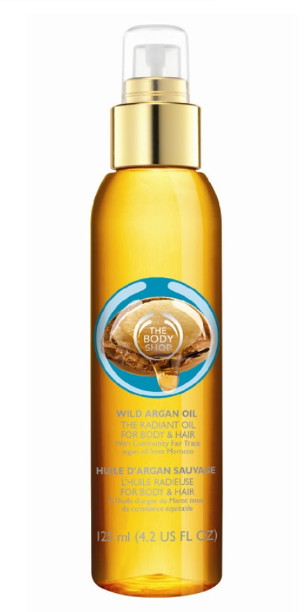 Wild Argan Radiant Oil