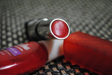 My favorite red products