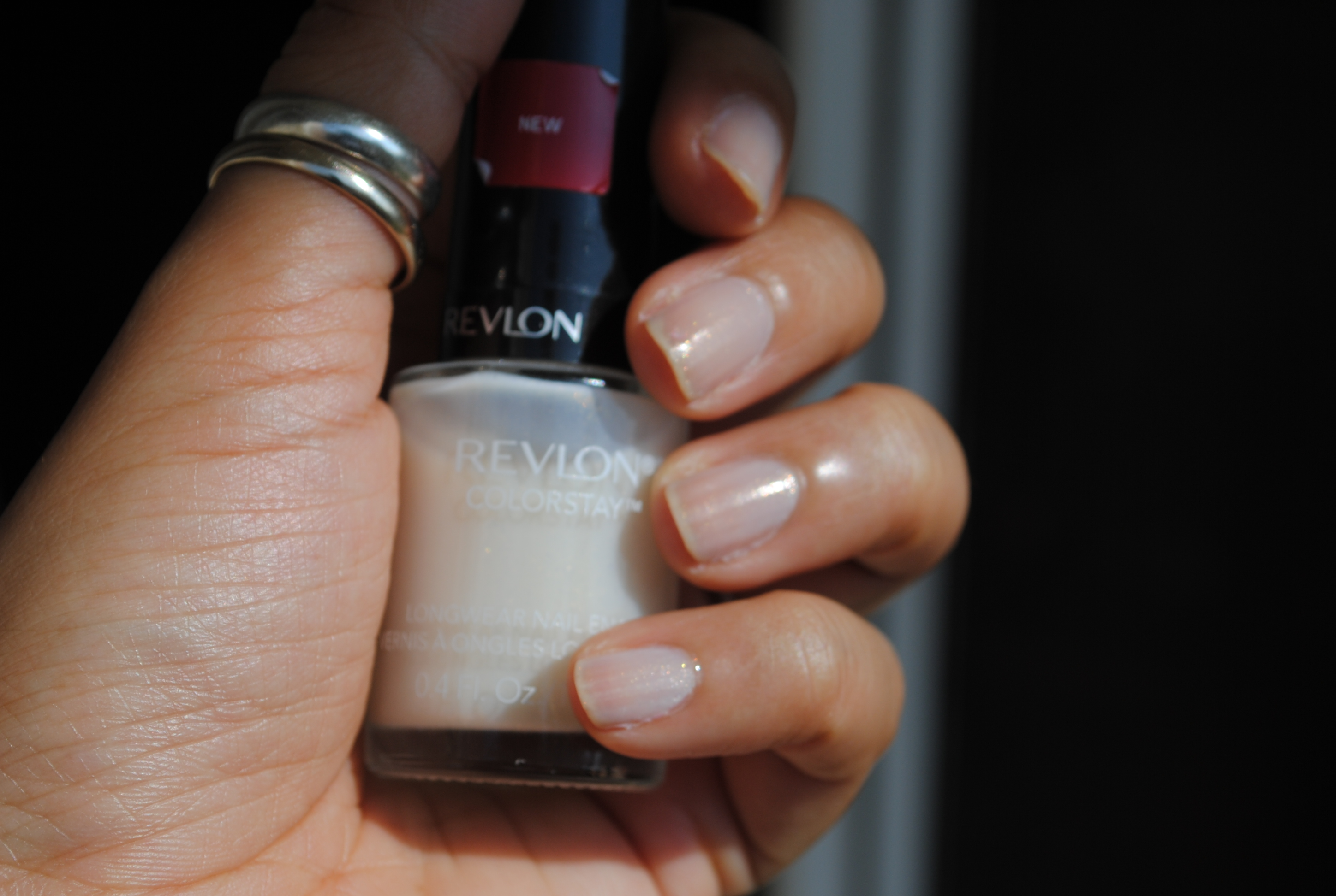 Revlon Colorstay Long Wear Nail Enamel in \'Calla Lilly\' | Blushes ...