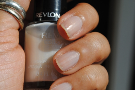 Revlon Colorstay Long Wear Nail Enamel in 'Calla Lilly'
