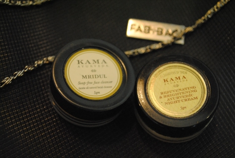 - Kama Mridul Soap free Face Cleanser - Brightening Ayurveda Night cream