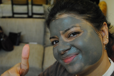 SeaSoul Dead Sea Facial Mud Mask