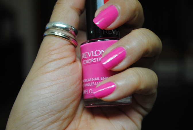 Pink rules my world – Thursday Manicure
