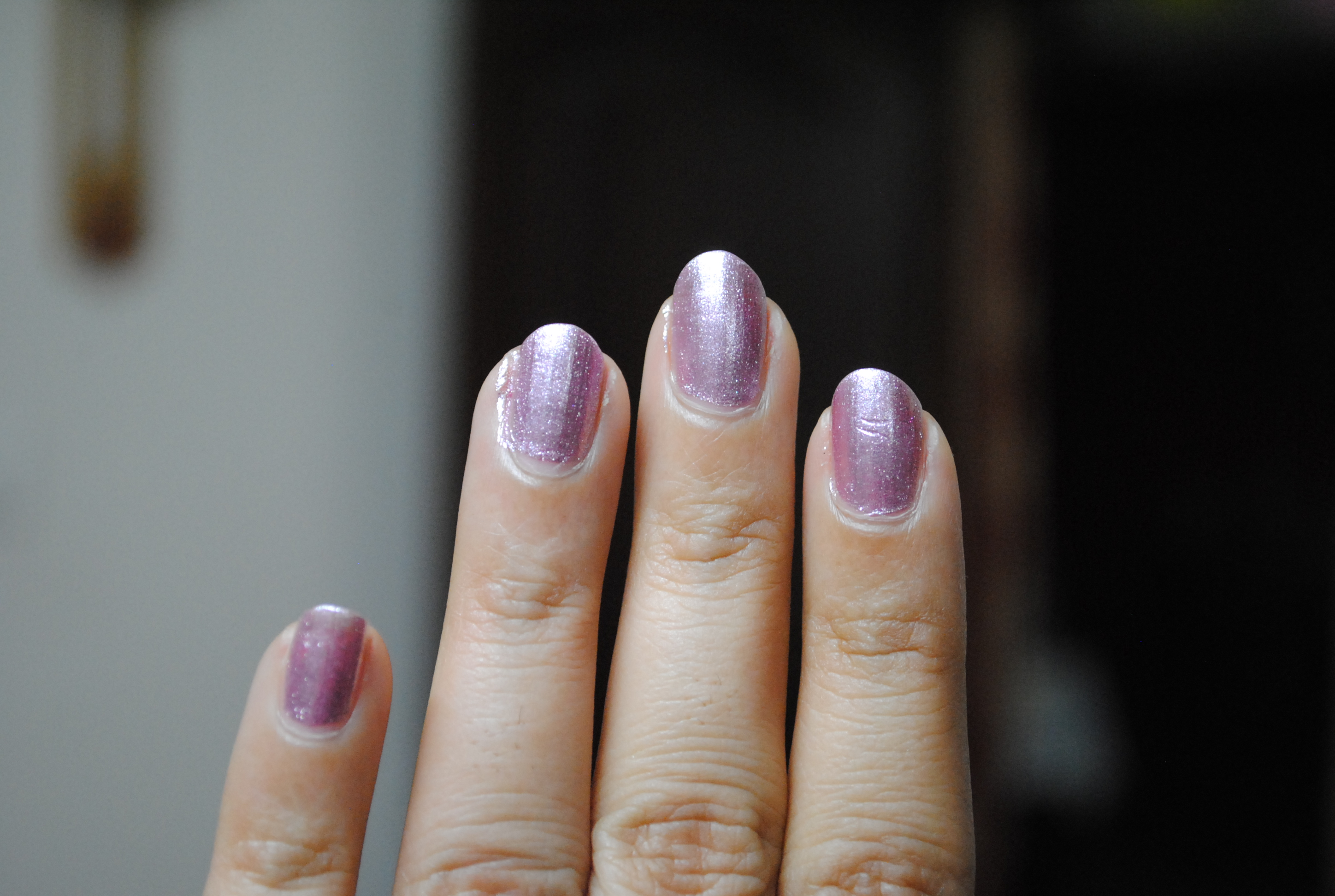Colorbar Metallic Nail Lacquer in Posh Pearl | Blushes & Sparkle