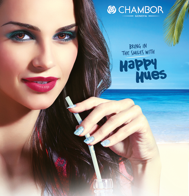 Chambor Summer 2015 Happy Hues Collection
