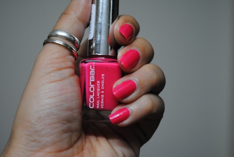 Colorbar Nail Lacquer Exclusive 44