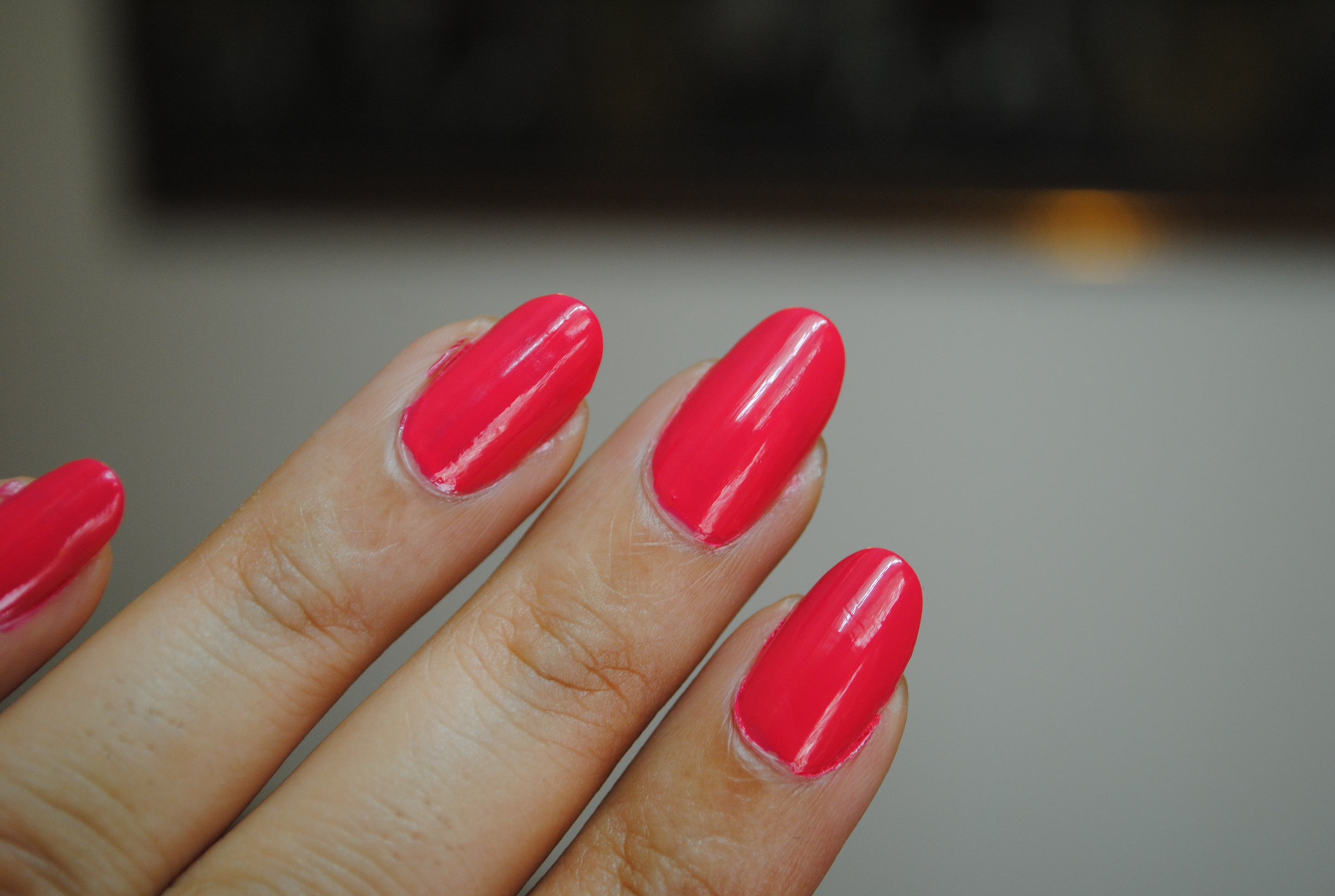Colorbar Quick Finish Nail Paint in Oodles of Pink | Blushes & Sparkle