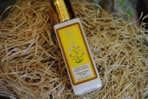 Forrest Essentials Ultra Rich Dazzling Body Lotion