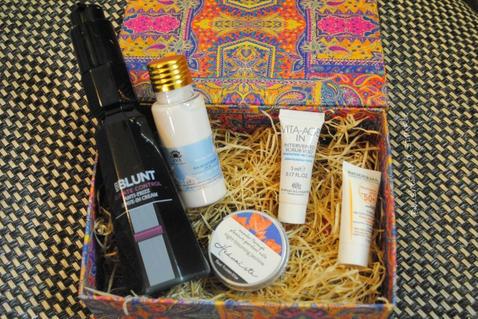 My Envy Box March 2016
